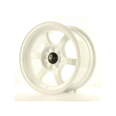 Alumīnija diski Japan Racing JR12 15x7,5 ET26 4x100/114 White