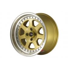 Alumīnija diski Drag DR27 16x8,25 ET15 4x100 Gold