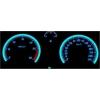 Opel Zafira B; Astra H plazmas spidometri 0-240km/h , 6000 RPM, dīzelis, balti