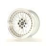 Alumīnija diski Japan Racing JR10 15x8 ET15 4x100/114 White Machined