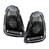 Mini Cooper R56/R57 (06-10) aizmugurējie LED lukturi, melni