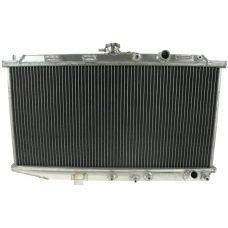Ūdens radiators HONDA CIVIC (88-91)