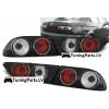 Alfa Romeo 156 aizmugurējie lukturi, melni