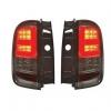 Dacia Duster (11-...) aizmugurējie LED lukturi, tonēti