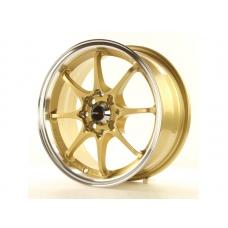 Alumīnija diski Japan Racing JR5 15x6,5 ET35 4x100/114 Gold