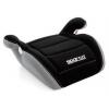 "Krēsls ""SPARCO F100K"",melns / peleks (9-36kg)"