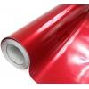 Pašlīmējošā plēve metāliska sarkana/glancēta 1,52x20m