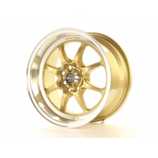 Alumīnija diski Japan Racing TF2 15x7,5 ET30 4x100/114 Gold
