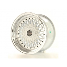 Alumīnija diski Japan Racing JR9 15x8 ET20 4x100/108 White