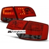 Audi A4 B7 (04-08) avanta LED aizmugurējie lukturi, tonēti