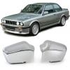 BMW 3. sērijas E30 (82-94) spoguļu uzlikas, hromētas