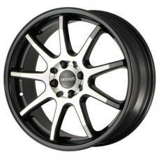 Tenzo-R Concept-9 18x8 ET45 5x100/114 Machined