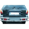 Hyundai Santa Fe (01-04) aizmugurējais aizsargstienis