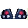 Hyundai Getz (02-05) aizmugurējie lukturi, melni