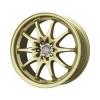 Drag DR9 17x8 ET47 5x100/114,3 Flat Gold
