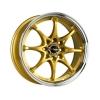 Drag DR9 17x7 ET40 4x100/114,3 Gold
