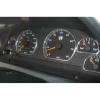 Alfa Romeo 155 spidometra riņķi, hromēti