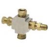 Eļļas spiediena/temperatūras mērītāja adapteris