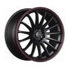 Tenzo-R Cuzco v1 18x9 ET35 5x100/114 Black/Red